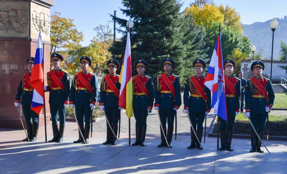 В Северной Осетии почтили память павших в битве за Кавказ