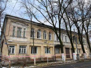 Во Владикавказе началась реконструкция дома Евгения Вахтангова