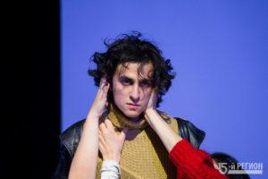 Премьера спектакля «Шекспир? (во время чумы)»