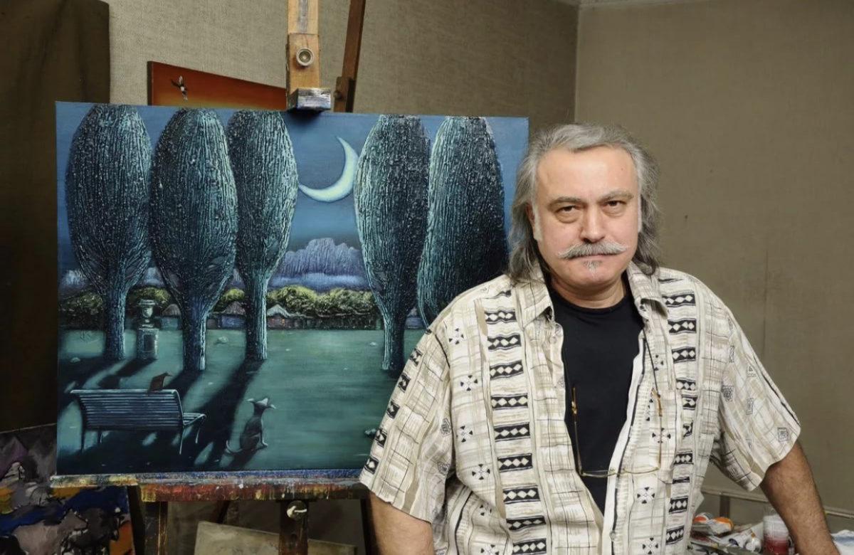 Юрию Абисалову присвоили звание действительного члена (академика) Российской Академии художеств