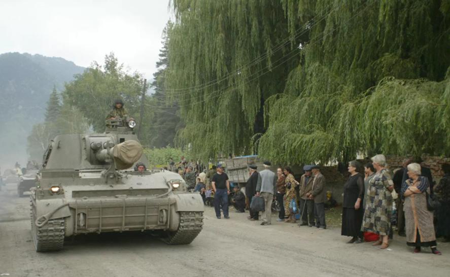 СК установил причастных к геноциду мирного населения в Южной Осетии