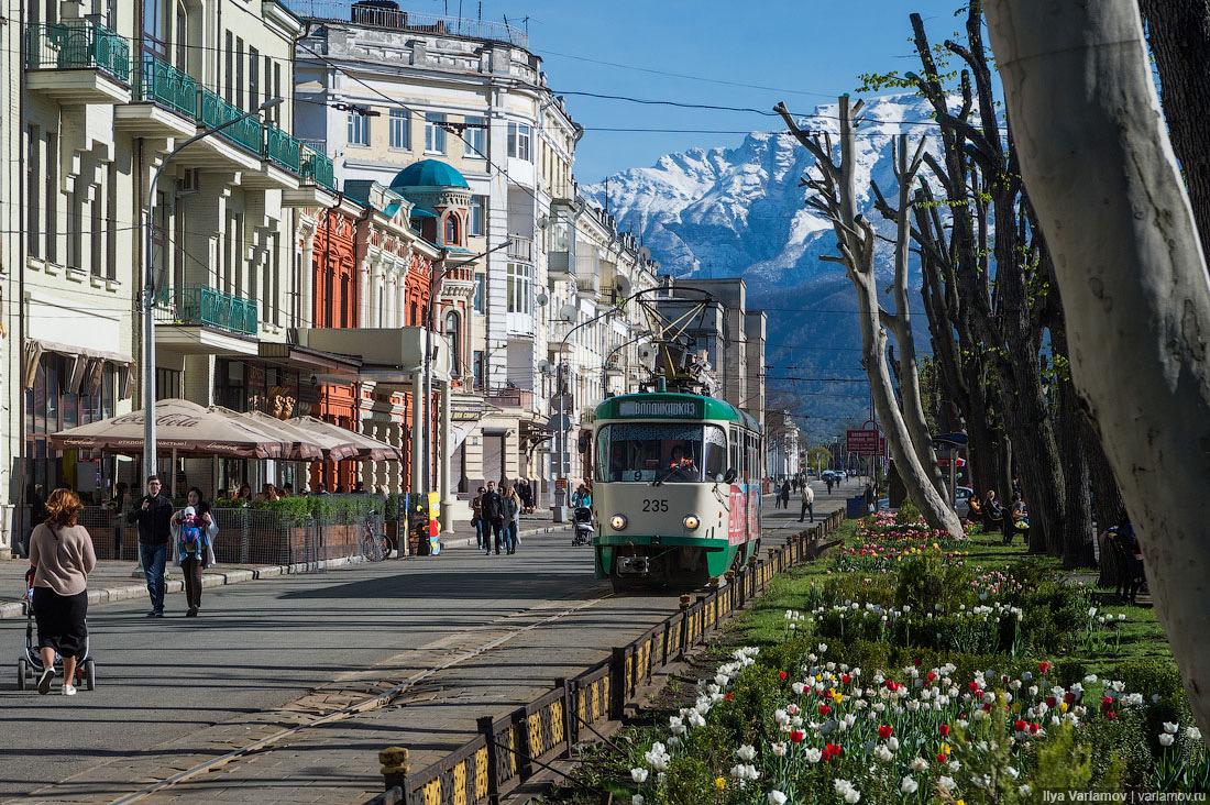 Северная Осетия. Итоги 2020