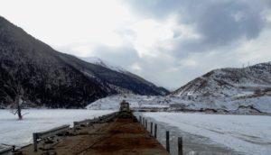 В Северной Осетии начинается реконструкция тоннеля на дороге к Мамисону