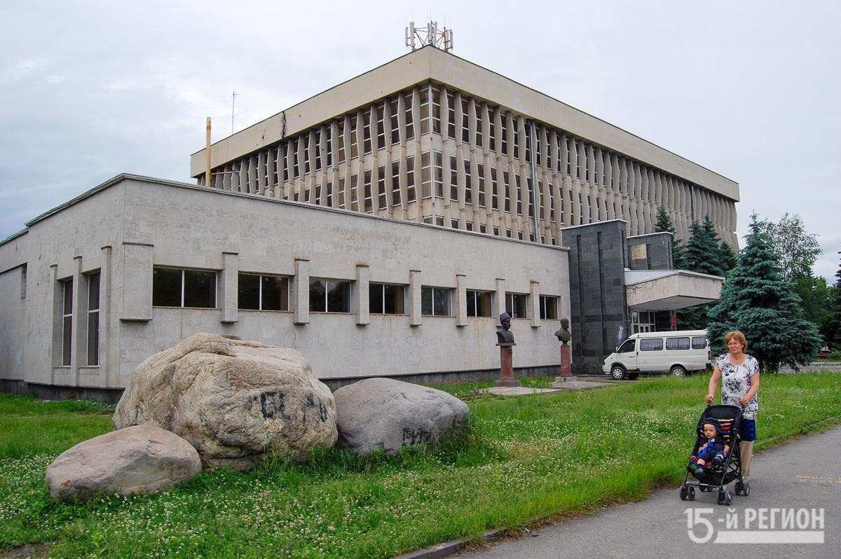Национальной научной библиотеке Северной Осетии исполнилось 125 лет