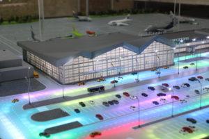 Международный аэропорт «Владикавказ» заключил договор на строительство нового терминала