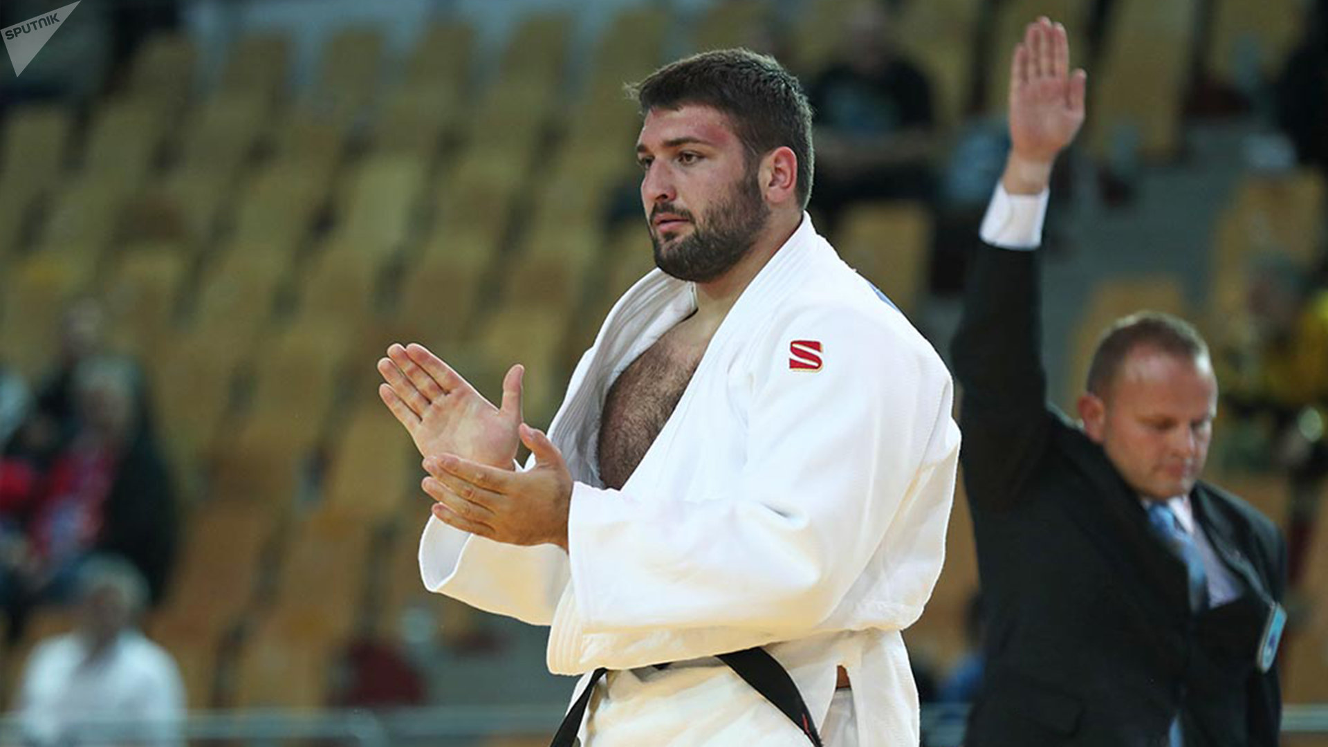 Инал Тасоев стал серебряным призером итогового турнира по дзюдо мировой серии «Мастерс»