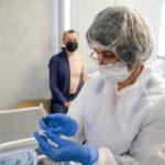 В Северной Осетии началась массовая вакцинация от коронавируса