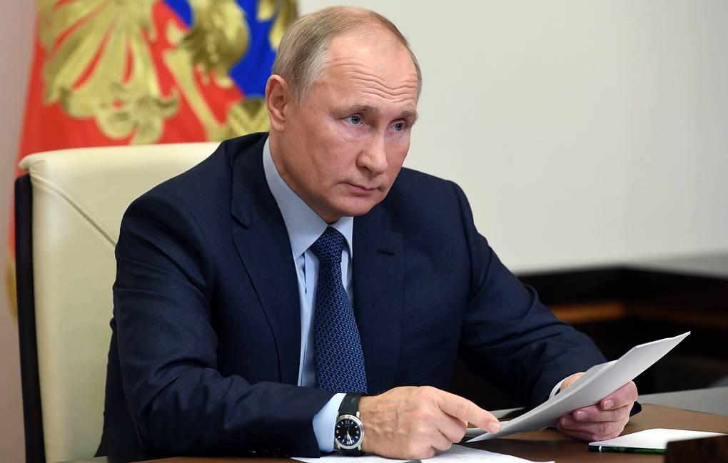 Владимир Путин предложил снять возрастные ограничения для назначаемых президентом госслужащих