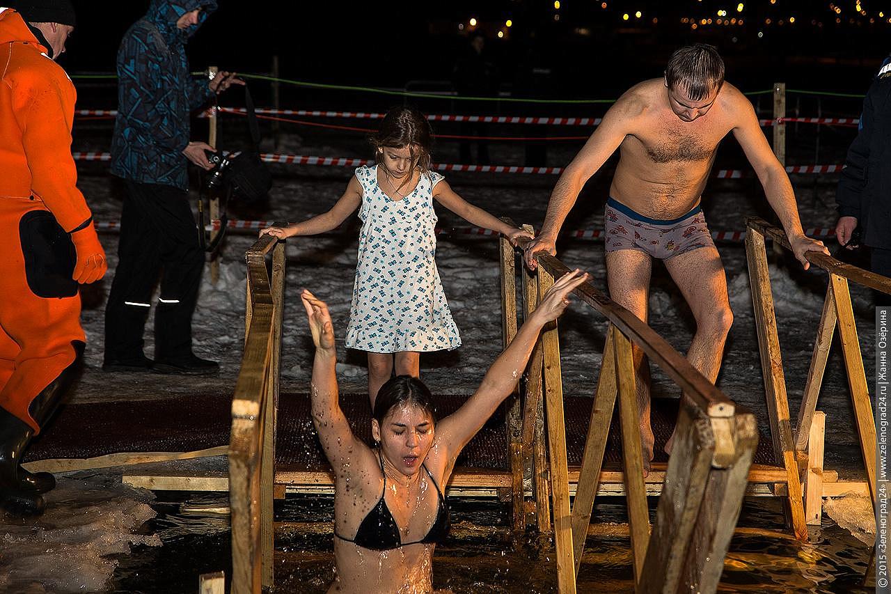 Жители Северной Осетии отпраздновали Крещение