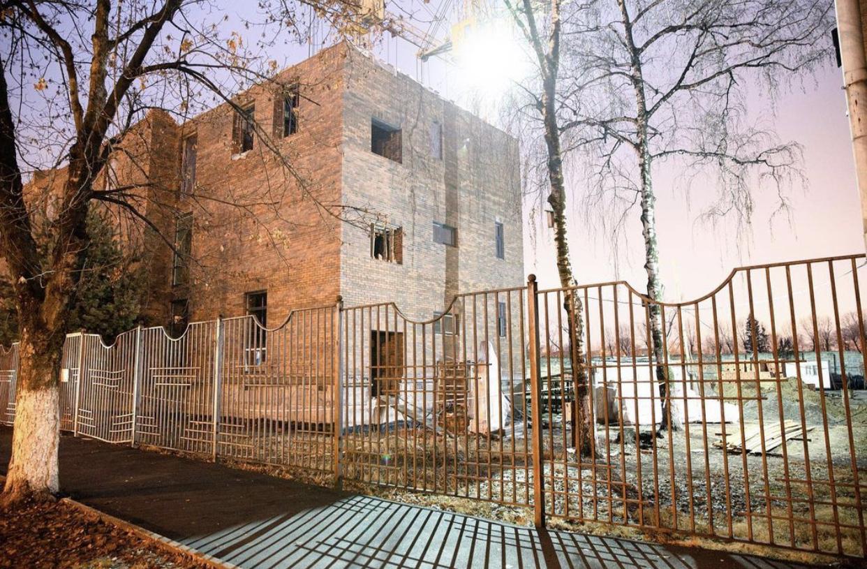 Во Владикавказе идет второй этап реконструкции школы №11