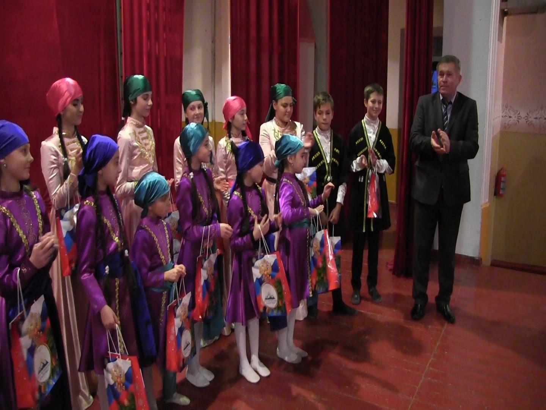 В Моздокском районе состоялся танцевальный фестиваль «Маршрут дружбы»