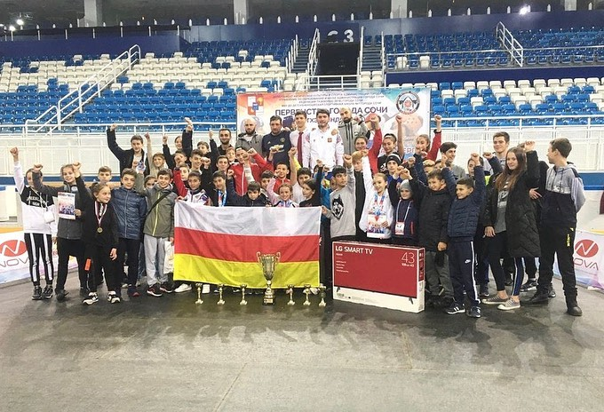 Сборная Северной Осетии по тхэквондо успешно выступила на межрегиональном турнире в Ессентуках