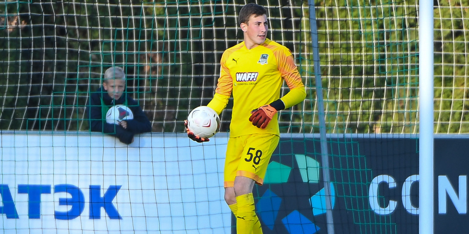 Воспитанник осетинского футбола Станислав Агкацев дебютировал в РПЛ
