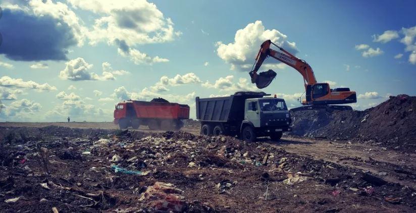 Работы по рекультивации Владикавказского полигона ТКО планируют завершить в 2022 году