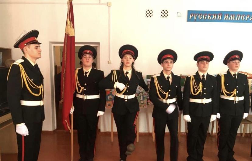 В Северной Осетии прошел Республиканский сбор кадетских классов и военно-патриотических клубов и объединений