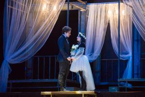 Премьера спектакля «Ромео и Джульетта» в Осетинском театре