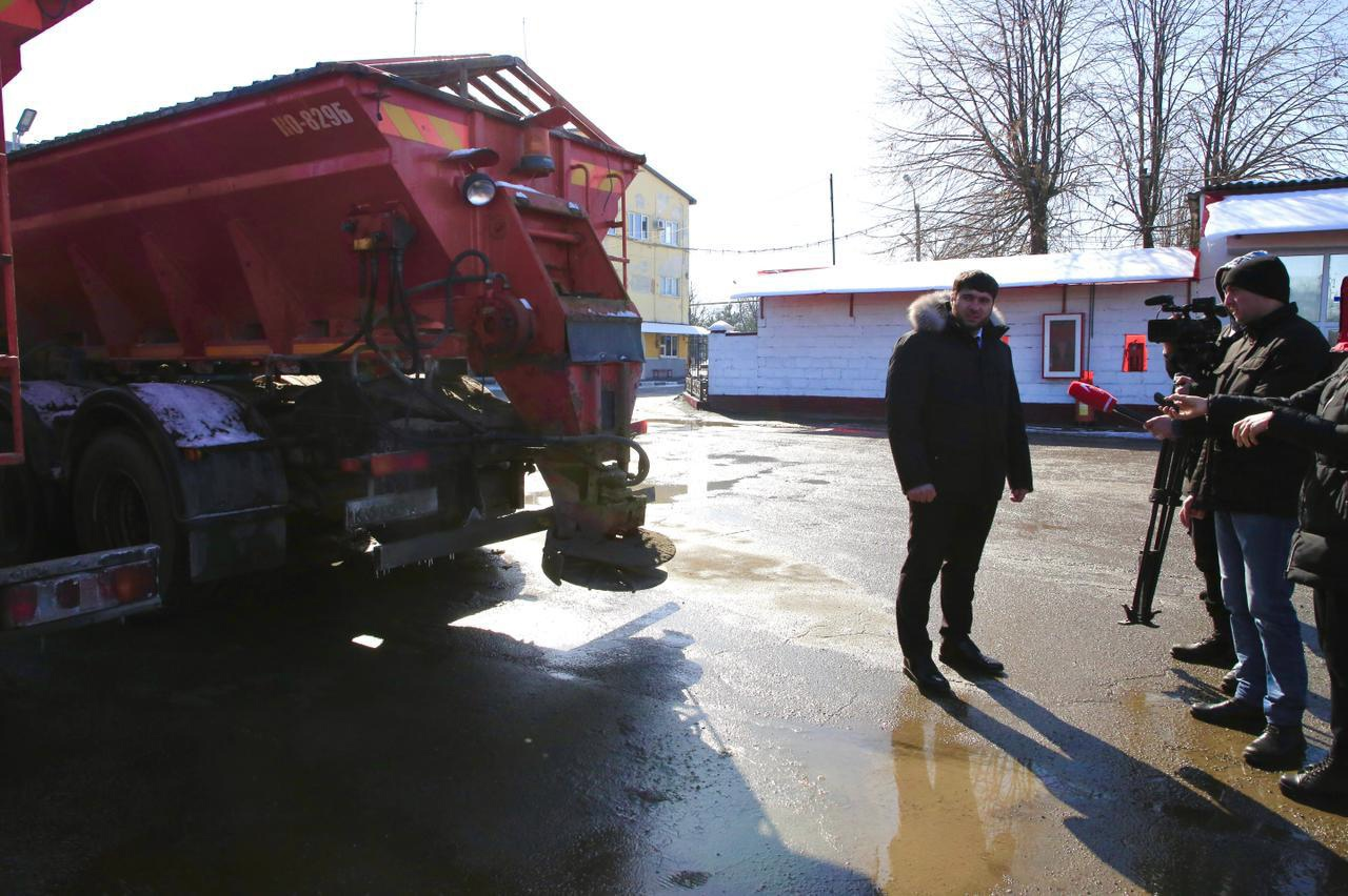 «СпецЭкоСервис» успешно справляется с погодными вызовами во Владикавказе