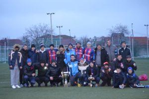 «Щит Осетии» выиграл футбольный турнир памяти Леонида Саблина
