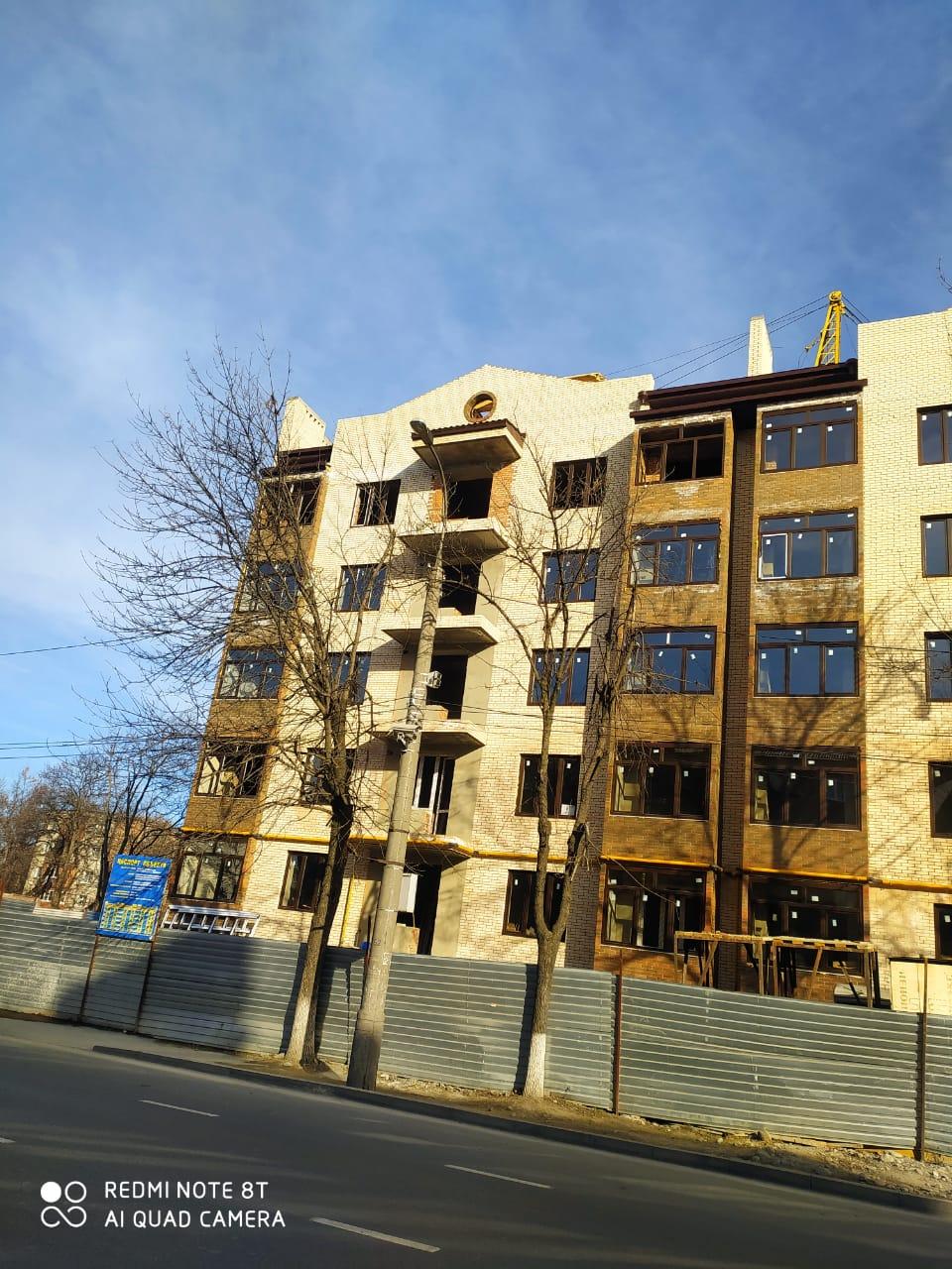 Во Владикавказе строится сейсмоустойчивый дом