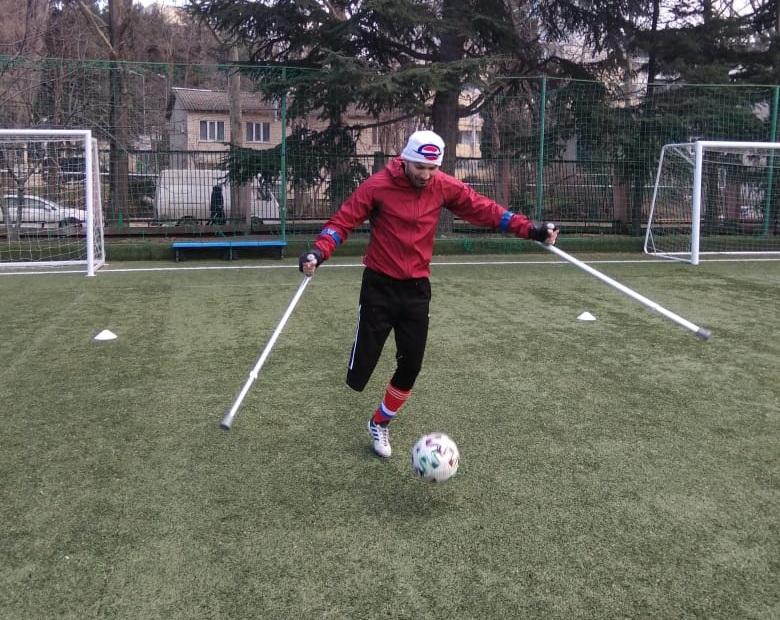 Лидер сборной России Игорь Гамаонов готовится к новому футбольному сезону
