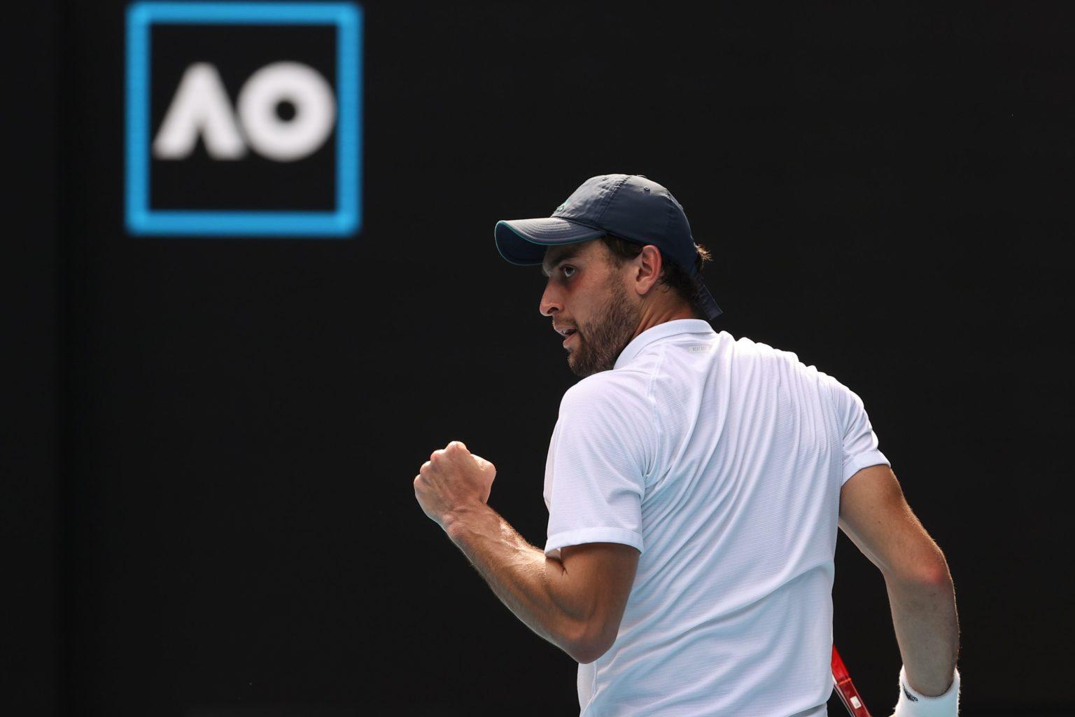 Аслан Карацев поднялся на 72 позиции в рейтинге ATP
