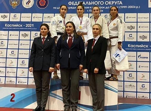 Спортсмены из Северной Осетии успешно выступили на первенстве СКФО по дзюдо