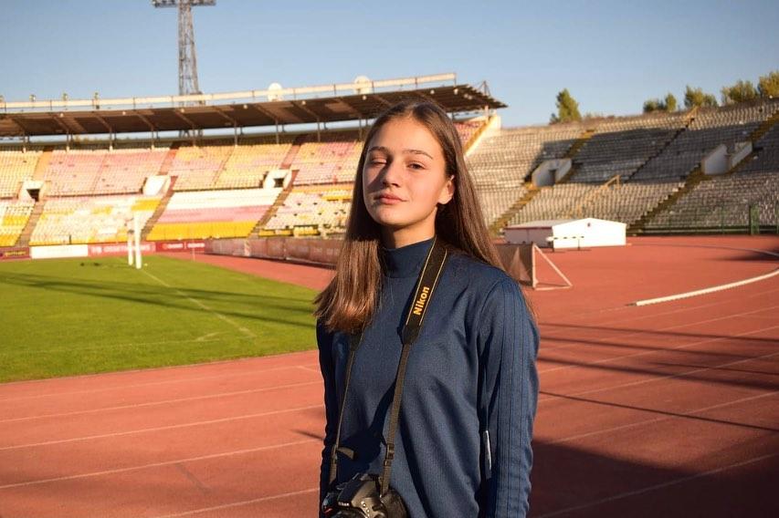 Юлианна Галазова выиграла Всероссийские соревнования по легкой атлетике