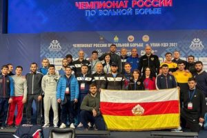 Итоги чемпионата России по вольной борьбе: осетинские спортсмены завоевали 12 наград