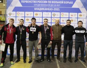 Итоги первенства России по вольной борьбе: осетинские спортсмены завоевали 13 наград