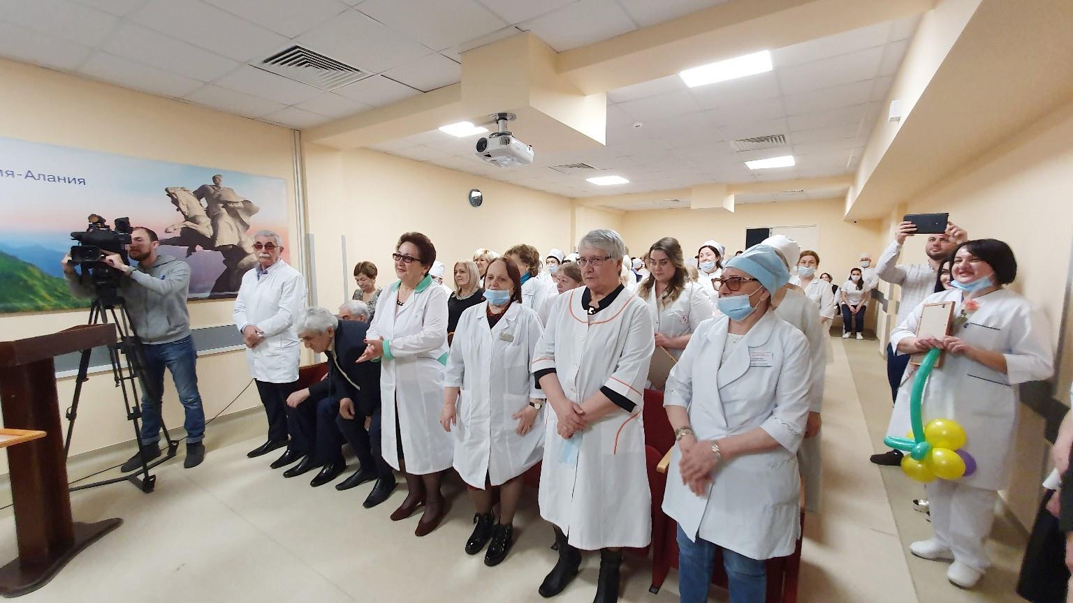День борьбы с туберкулезом отметили в Республиканском центре фтизиопульмонологии