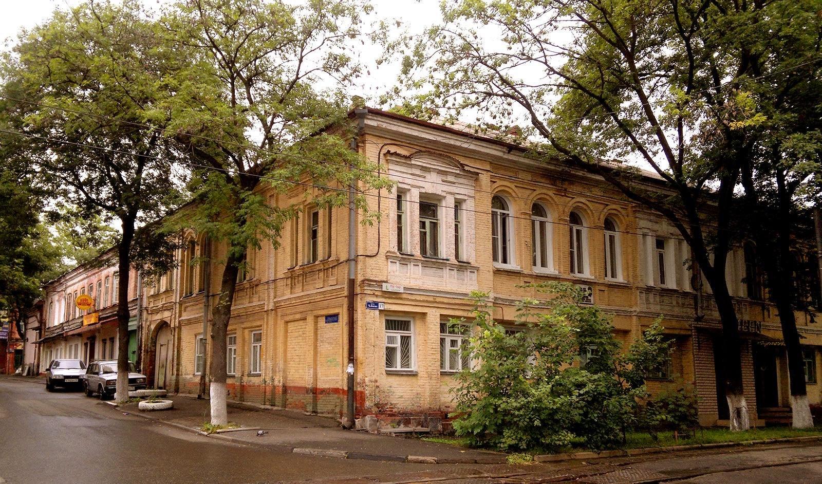 Дом-музей Вахтангова во Владикавказе планируют открыть весной 2022 года