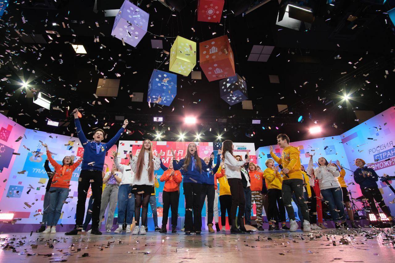Более 150 тысяч школьников присоединились к конкурсу «Большая перемена» в первый день регистрации