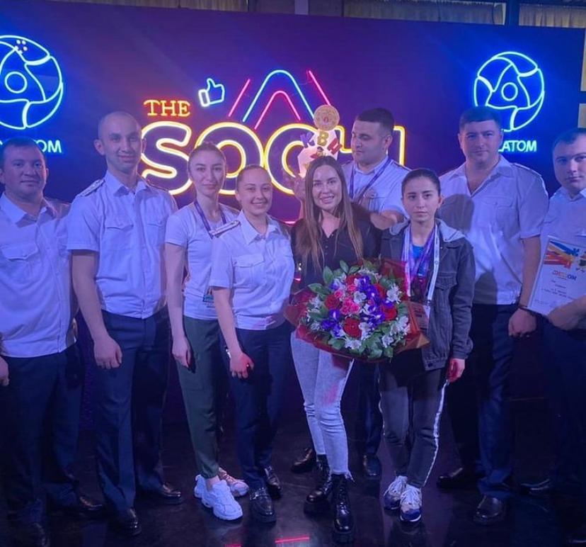 Команда УФСИН по Северной Осетии одержала победу на фестивале КВН в Сочи