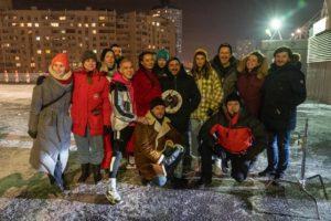 В Северной Осетии снимают фильм режиссера Карена Оганесяна «Прямой эфир»