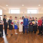 Вячеслав Битаров поздравил жительниц Северной Осетии с 8 марта