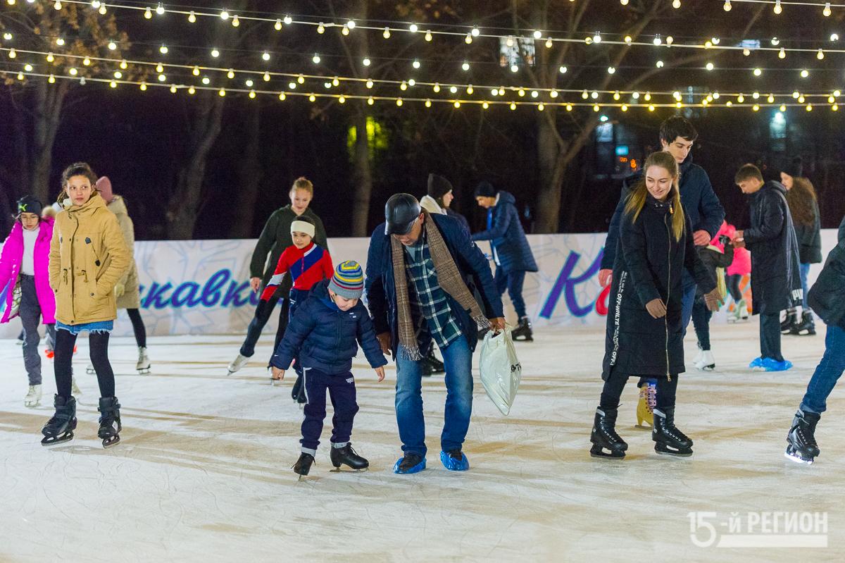 Ледовый каток станет круглогодичной площадкой – Тамерлан Фарниев