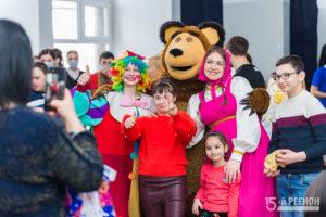 """""""Солнечные"""" дети отметили международный день  человека с синдромом Дауна"""