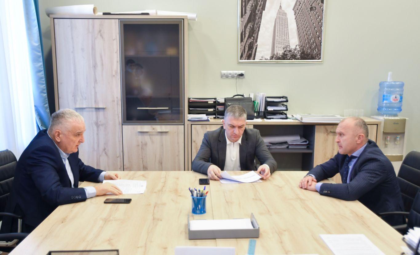 В правительстве обсудили взаимодействие органов власти с представителями архитектурного сообщества