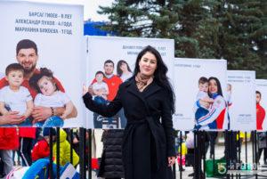 Во Владикавказе открылась фотовыставка Дзерассы Кортиевой «Побеждая любовью»
