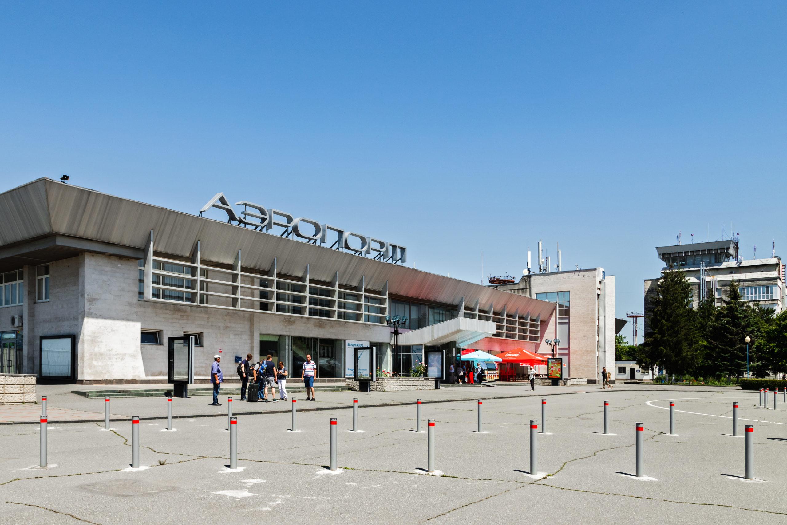 Аэропорт Владикавказ переходит на весенне-летнее расписание