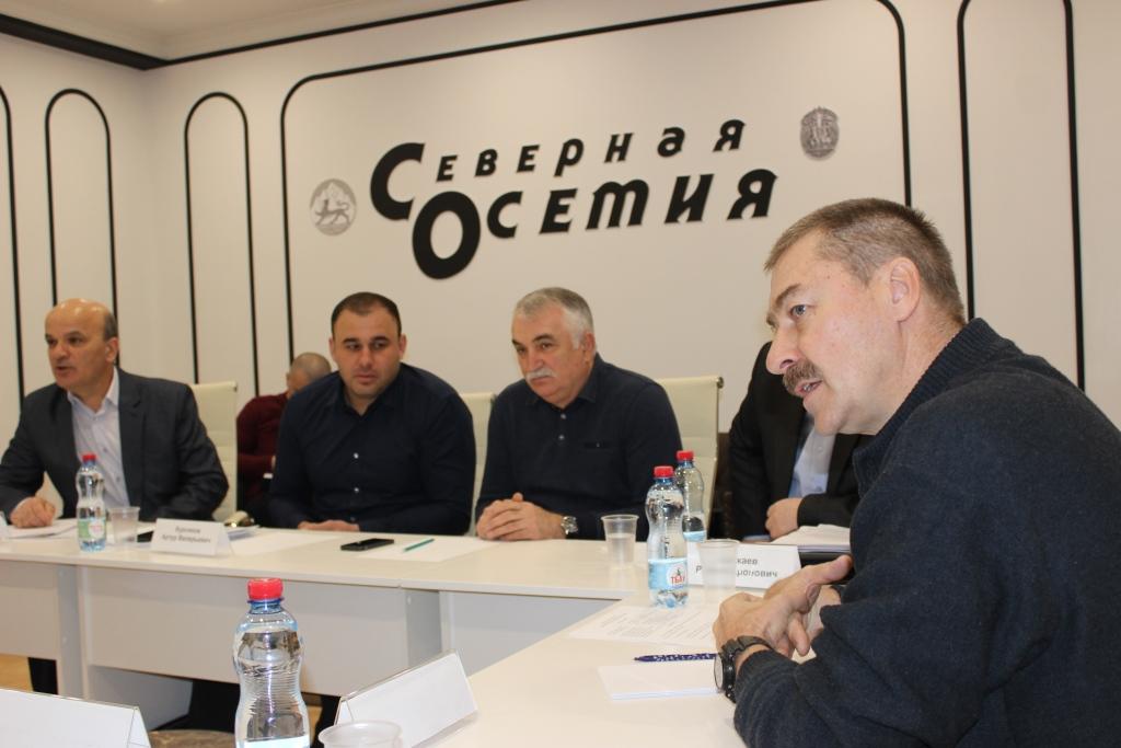 Во Владикавказе обсудили вопросы высокого небаланса во внутридомовых сетях многоквартирных домов
