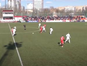 Видеосюжет о прошедших матчах футбольного клуба «Алания Владикавказ»