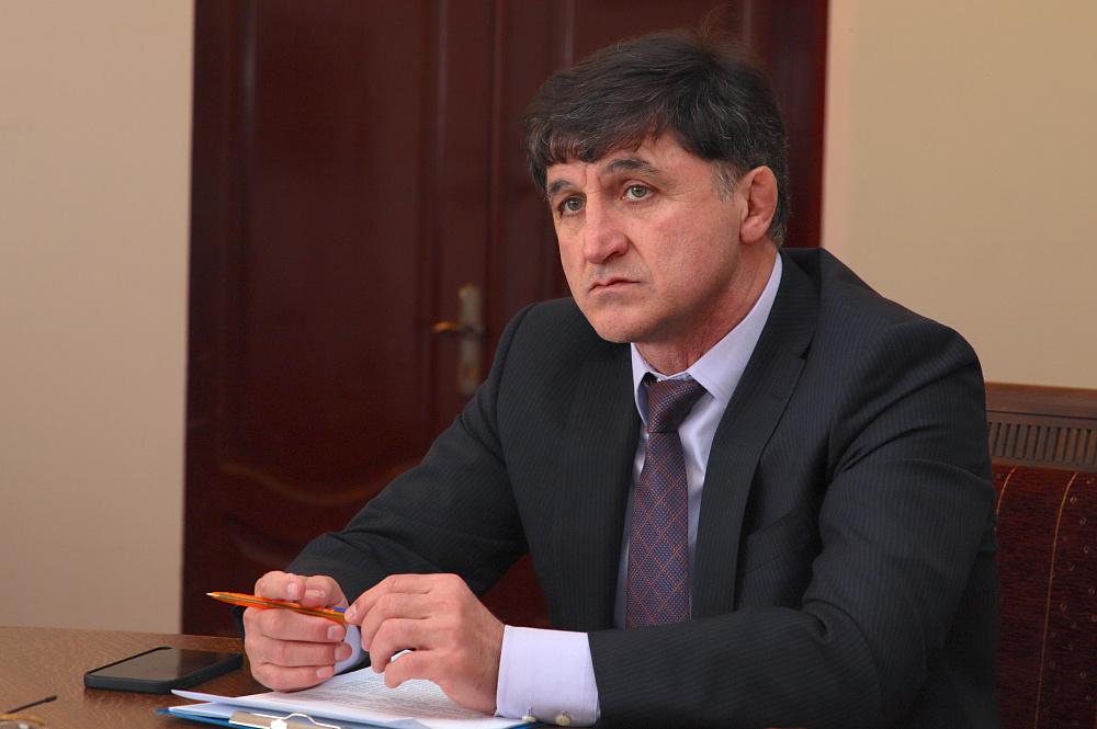 Тамерлан Фарниев провел прием граждан
