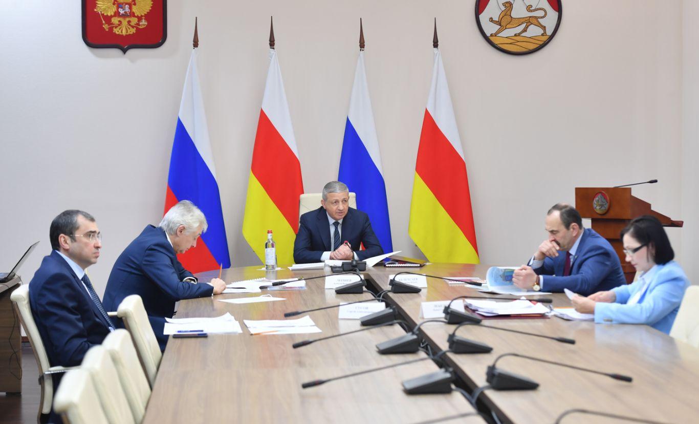 Во Владикавказе состоялось заседание Антинаркотической комиссии РСО-Алания