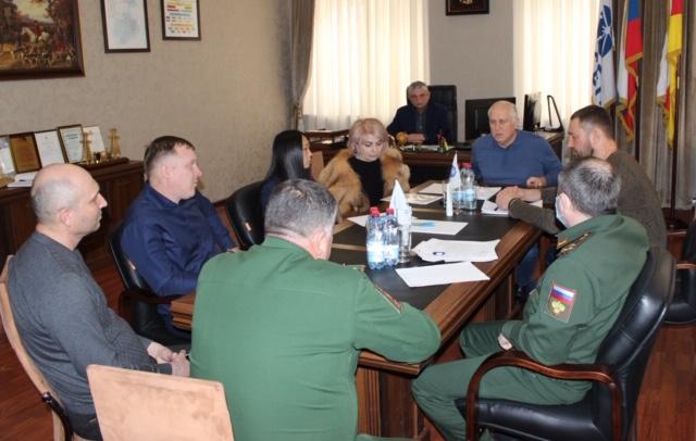 «Россети Северный Кавказ» заключат договор с Северо-Кавказским суворовским военным училищем