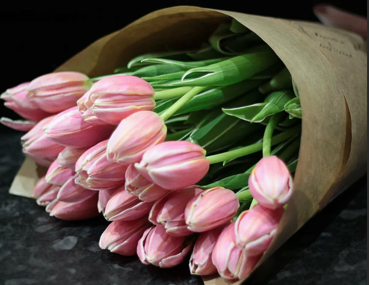 Эксперты рассказали, во сколько обойдется букет тюльпанов к 8 Марта