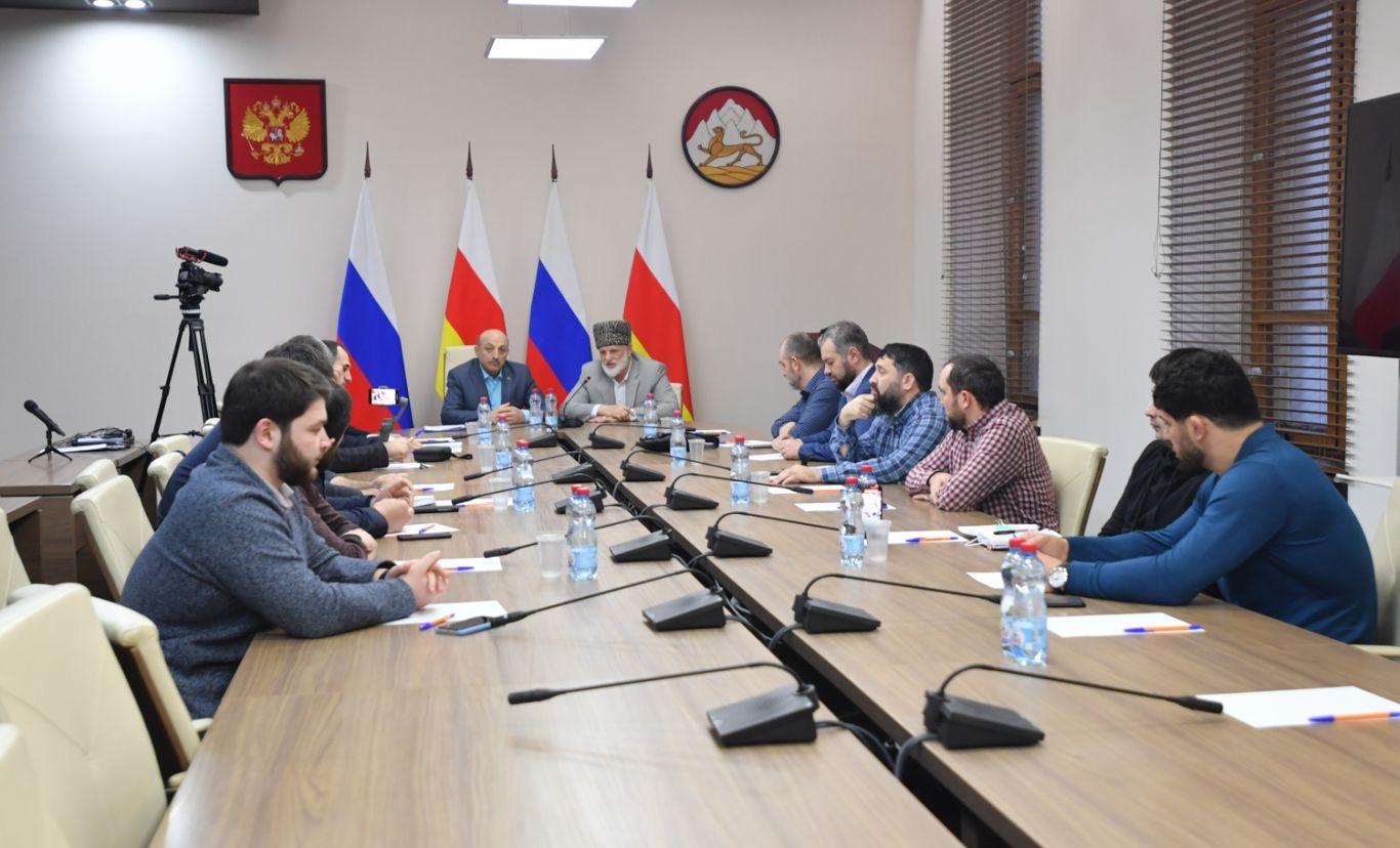 Во Владикавказе обсудили вопрос создания Координационного Совета благотворительных организаций республик Северного Кавказа