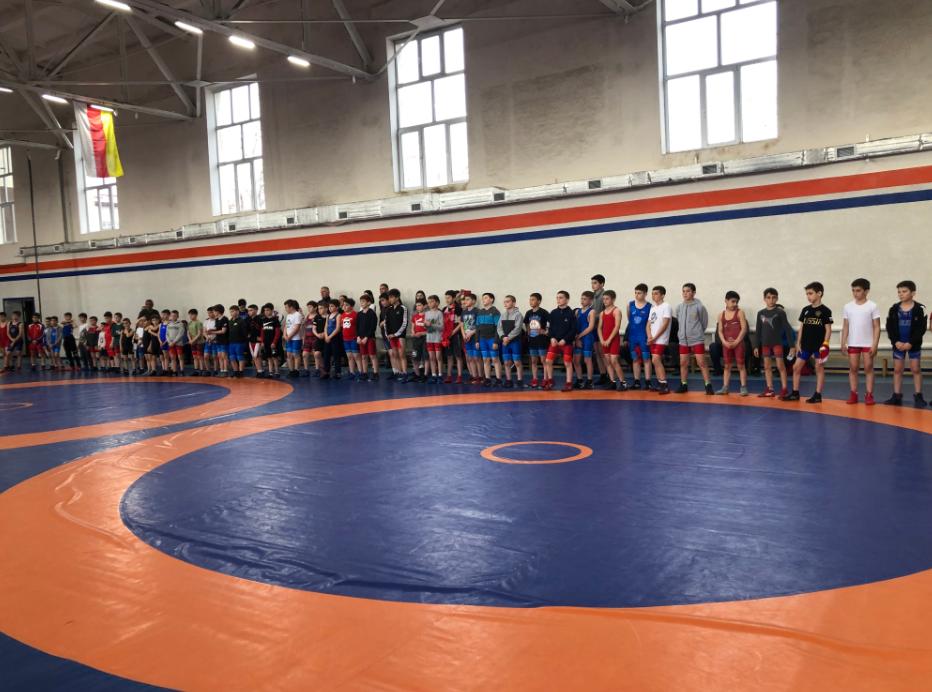 Во Владикавказе проходит турнир памяти Сослана Андиева