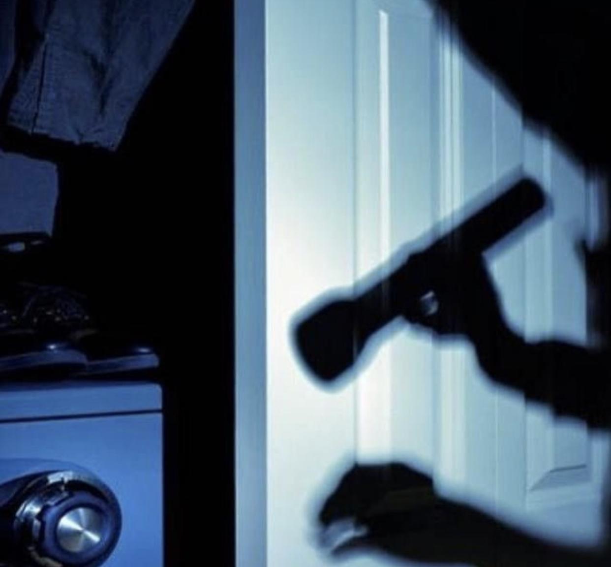 В Алагирском районе полицейские раскрыли ночную кражу со взломом