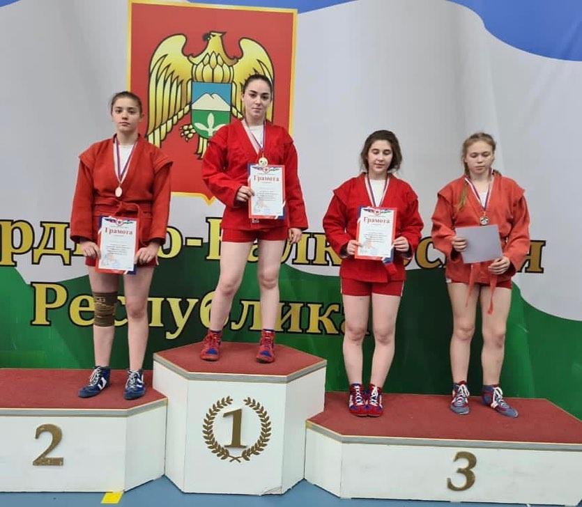 Самбисты из Северной Осетии завоевали шесть наград на первенстве СКФО